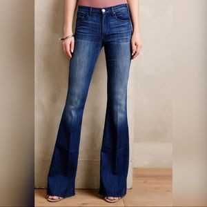 Anthropologie McGuire 'Majorelle Flare' Jeans
